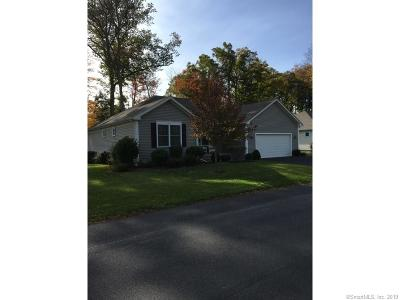 East Windsor Condo/Townhouse For Sale: 68 Mourning Dove Trail
