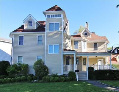 Greenwich Condo/Townhouse For Sale: 28 Woodland Drive #B