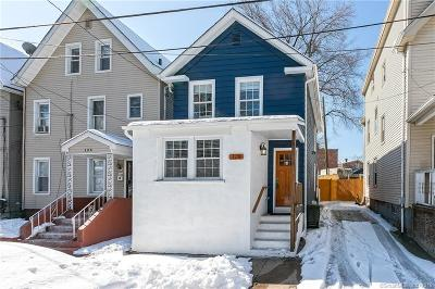 New Haven Single Family Home For Sale: 128 Mill River Street
