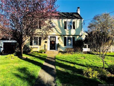 Fairfield Single Family Home For Sale: 251 Shoreham Village Drive