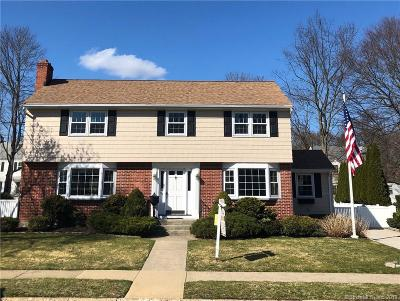 Hamden Single Family Home For Sale: 42 Edgemere Road