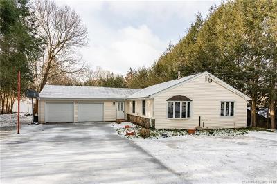 Fairfield Single Family Home For Sale: 205 Autumn Ridge Road