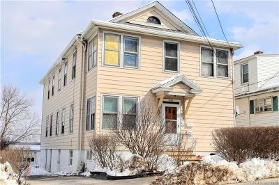 Waterbury Multi Family Home For Sale: 439 Congress Avenue