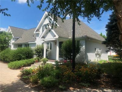 East Haddam Condo/Townhouse For Sale: 12 Augusta Circle #12