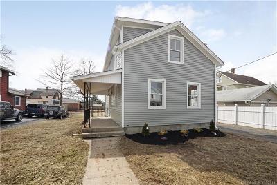 Wallingford Single Family Home For Sale: 69 Lee Avenue