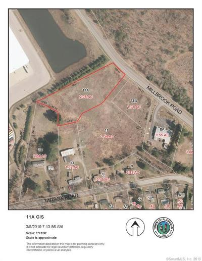 Windham County Residential Lots & Land For Sale: 11a Mill Brook Road