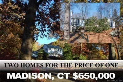 Madison Multi Family Home For Sale: 4 Lovers Lane