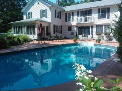 Madison Single Family Home For Sale: 4 Lovers Lane