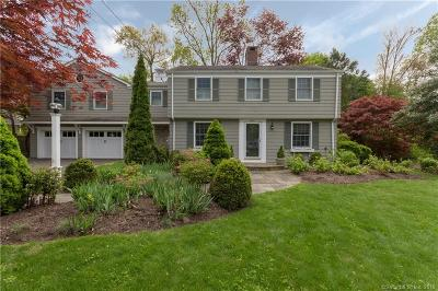 Darien Single Family Home For Sale: 7 Tyler Drive