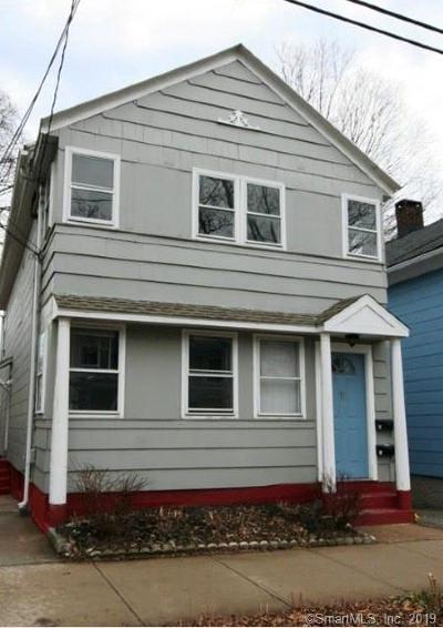 New Haven Multi Family Home For Sale: 73 Nicoll Street