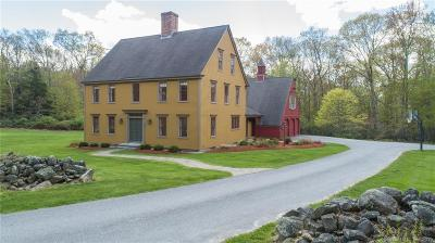 Windham County Single Family Home For Sale: 87 Ragged Hill Road