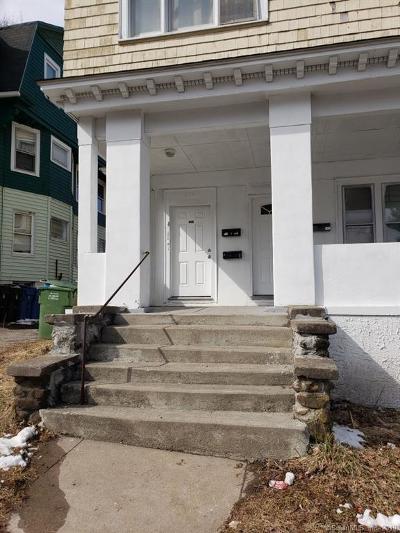 Meriden Rental For Rent: 132 Wilcox Avenue #2