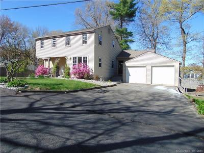 Wolcott Single Family Home For Sale: 8 Ranslow Drive