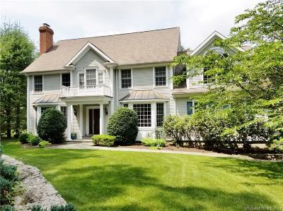 Wilton Single Family Home For Sale: 24 Broad Axe Lane