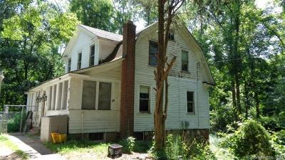 Windsor Single Family Home For Sale: 28 Cook Hill Road