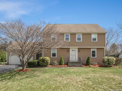 Wethersfield Single Family Home For Sale: 6 Harvest Hill