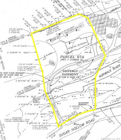 Wilton Residential Lots & Land For Sale: 19 Sugar Hollow Road