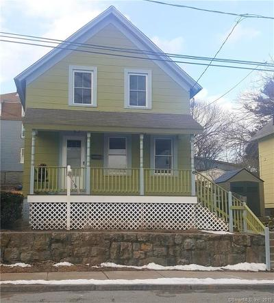 New London Single Family Home For Sale: 6 Cliff Street