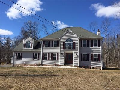Hamden Single Family Home For Sale: 740 Still Hill Road