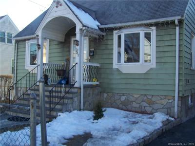 Stamford Single Family Home For Sale: 181 Lockwood Avenue