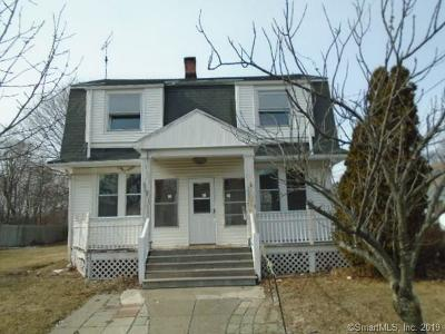 Stratford Single Family Home For Sale: 429 Housatonic Avenue