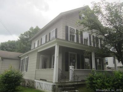 Winchester Multi Family Home For Sale: 61 Birdsall Street