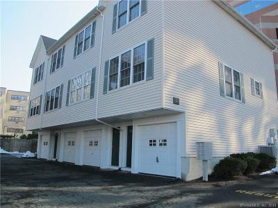 Stamford Condo/Townhouse For Sale: 19 Lindale Street #H