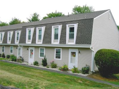 New Britain Condo/Townhouse For Sale: 315 Brittany Farms Road #G