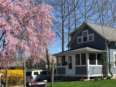 NEW MILFORD Single Family Home For Sale: 14 Aspetuck Ridge Road