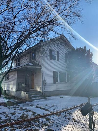 New Britain Single Family Home For Sale: 204 Clinton Street