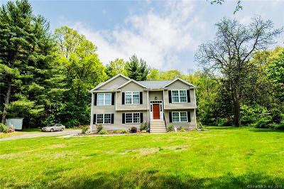 Bristol Single Family Home For Sale: 188 Maple Avenue
