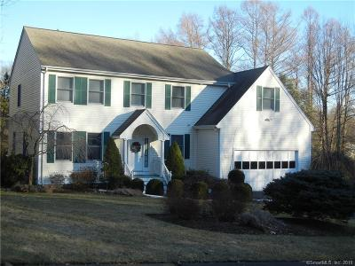Milford CT Single Family Home For Sale: $549,900