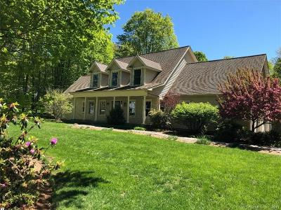 Suffield Single Family Home For Sale: 3363 Phelps Road