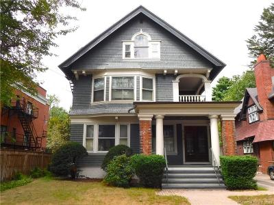 New Haven Multi Family Home For Sale: 590 Whitney Avenue