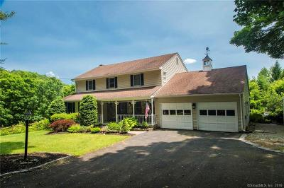 Coventry Single Family Home For Sale: 122 Antrim Road