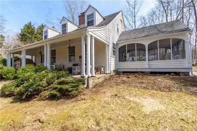 Redding Single Family Home For Sale: 33 Great Pasture Road