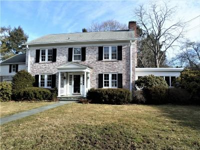 Hamden Single Family Home For Sale: 30 Rogers Road