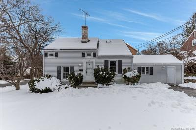 Stamford Single Family Home For Sale: 88 Mulberry Street