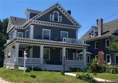 New London Single Family Home For Sale: 531 Ocean Avenue