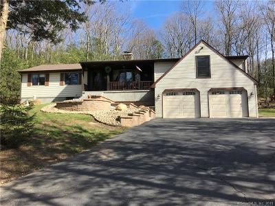 Burlington Single Family Home For Sale: 63 Stagecoach Road