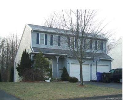 Newington Single Family Home For Sale: 48 Pepper Bush Lane