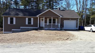 Killingly Single Family Home For Sale: 516 Kataline Way