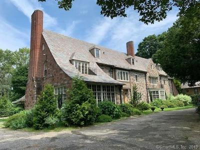 West Hartford Single Family Home For Sale: 1820 Albany Avenue