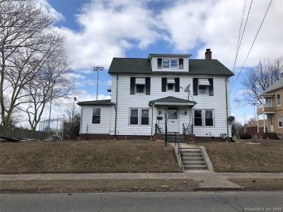 Meriden Single Family Home For Sale: 81 Gale Avenue