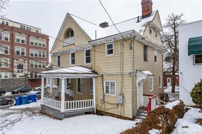 Waterbury Multi Family Home For Sale: 31 Pine Street