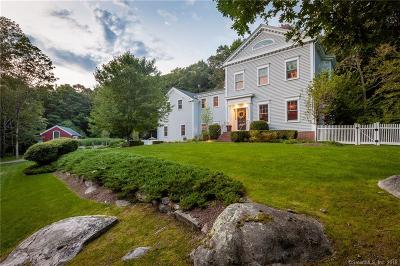 Madison Single Family Home For Sale: 402 Summer Hill Road