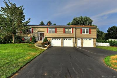Milford CT Single Family Home For Sale: $539,000
