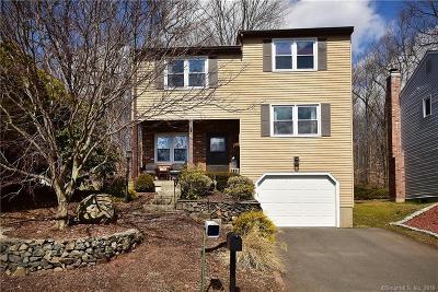 Newington Single Family Home For Sale: 41 Sunnybrook Drive
