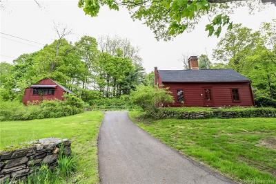 Brookfield Single Family Home For Sale: 29 Ironworks Hill Road