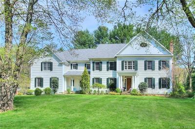 Westport Single Family Home For Sale: 14 Rockyfield Road